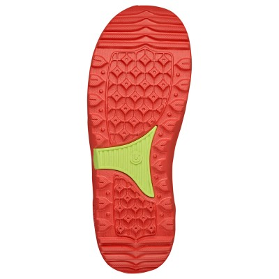 Дамски Сноуборд Обувки Burton Mint Coral Yellow