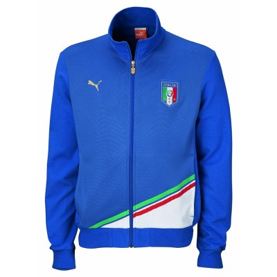 Мъжко Горнище Puma Italia 738638 01