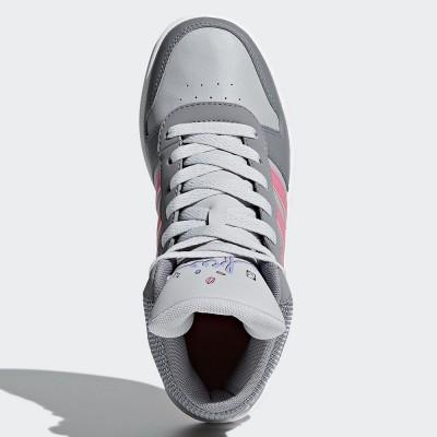 Детски Кецове Adidas Hoops Mid 2 K DB1952