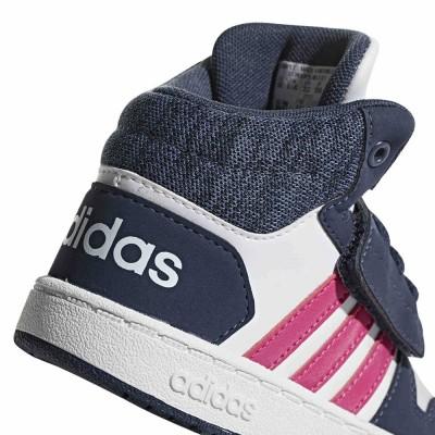 Детски Кецове Adidas Hoops Mid 2.0 I B75948