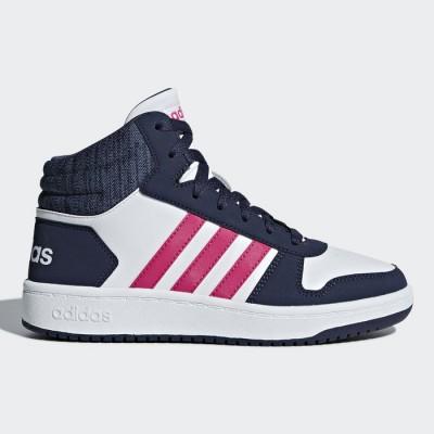 Детски Кецове Adidas Hoops Mid 2 K B75746