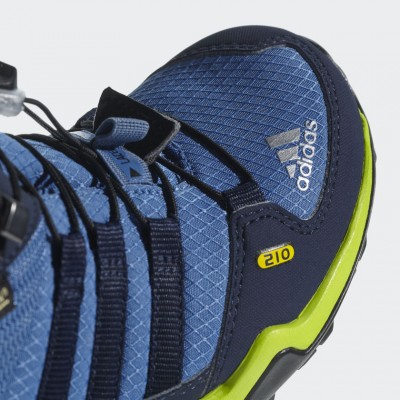 Детски Туристически Обувки Adidas Terrex AX2R Mid GTX K CM7710