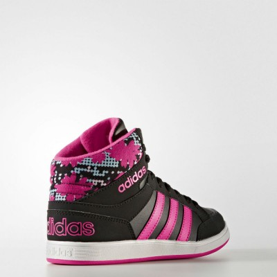 Детски Кецове Adidas Hoops Mid K CG5736