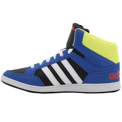 Детски Кецове Adidas Hoops Mid K F98530
