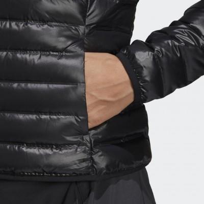 Дамско Пухено Яке Adidas Varilite Hooded Down BQ1968