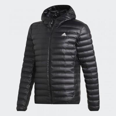 Мъжко Пухено Яке Adidas Varilite Hooded Down BQ7782