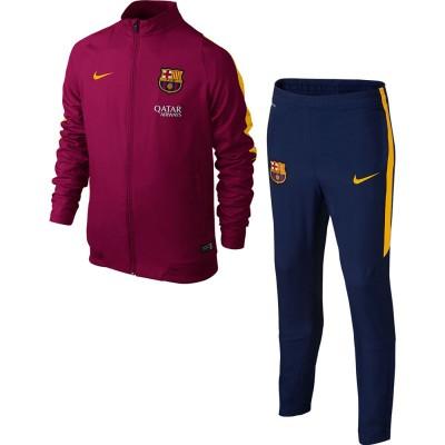 Nike FC Barcelona WOVEN Tracksuit 686637-560
